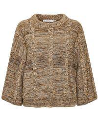 Gestuz Pullover - Naturel