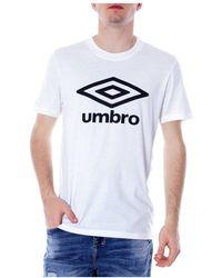Umbro T-shirt - Wit