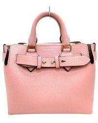 Burberry Handbag - Roze