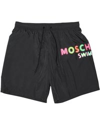 Moschino Swimwear - Nero