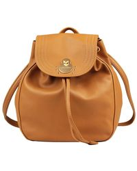 Longchamp Backpack - Arancione