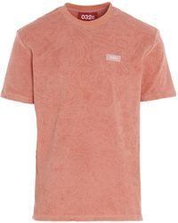 032c T-shirt - Arancione