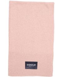 Dondup Accessories Scarv Uk246 - Roze