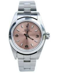 Rolex Montre datejust oyster perpetual d'occasion - Gris