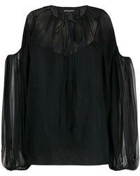 Rochas Blouse - Zwart