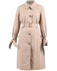 Burberry Claygate Trench Coat - Bruin
