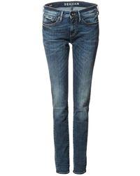 Denham Sharp Jeans - Blauw