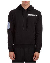 CoSTUME NATIONAL Hoodie sweatshirt sweat Genesis II - Noir