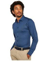 DESOTO Hemd - Blauw