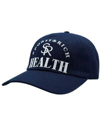 Sporty & Rich Cap - Bleu