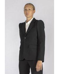 Balenciaga Jacket Negro