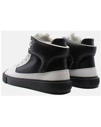 Just Cavalli Sneakers in pelle Negro