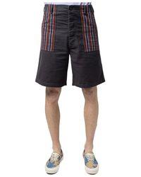Maharishi Shorts - Zwart