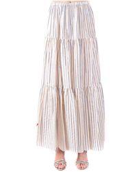 Giada Benincasa Skirt - Blanc