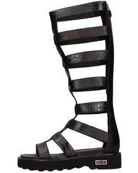 Cult Gaia Sandals - Noir