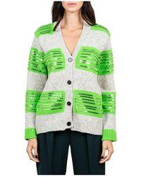 Roberto Collina Sweater - Vert