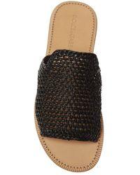 Dolce & Gabbana Toboganes tejidos Negro