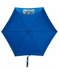 Moschino Umbrella - Blauw