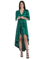 Ermanno Scervino Maxi Dress - Verde