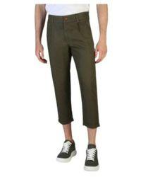Tommy Hilfiger Dm0Dm05438 trousers - Verde