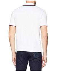 Armani Exchange T-shirt Blanco