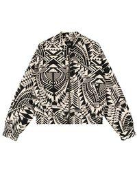 Alix The Label Bomer Jacket- 2108439073-998 - Zwart