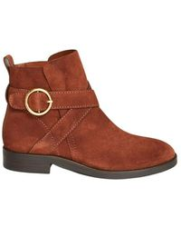 See By Chloé Lyna Boots - Bruin