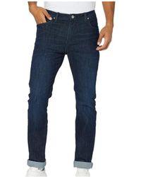 Lee Jeans Pantalon rider l701sjnk - Azul