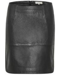 Part Two 30305542 Skirt - Zwart
