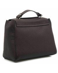 Orciani Handbag B01999 SOF 12 Marrón