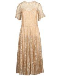 Forte Forte Dress - Amarillo