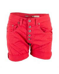 Please Shorts - Rood