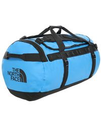 The North Face Base Camp Duffel Travel Bag L - Blauw