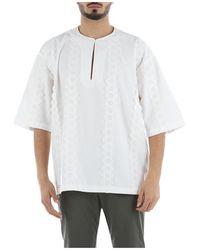Daily Paper Camicia - Bianco