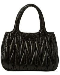 Miu Miu Handbag - Negro