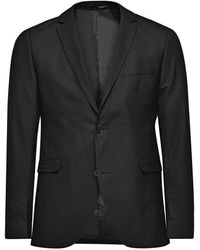 Jack & Jones - Blazer Classic Black Slim Fit - Lyst