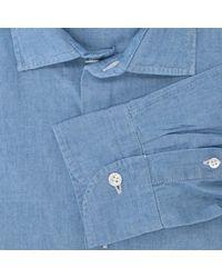 Breuer Shirt - Blu