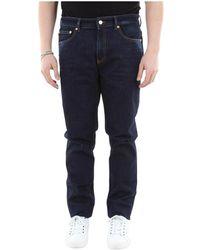 Love Moschino Mq42180S3305 Slim jeans - Bleu