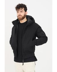C.P. Company Coat Negro