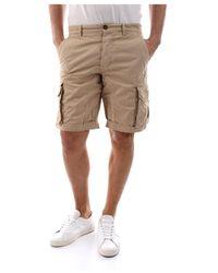 40weft Nick 6013 Shorts - Naturel