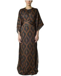 Bazar Deluxe Dress - Marron