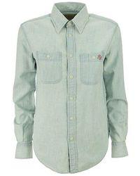 Ralph Lauren - Polo Bear Shirt - Lyst