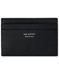 Neil Barrett Cardholder - Noir