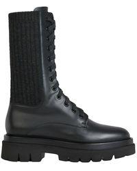 Santoni Boots - Zwart