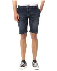 Trussardi Shorts - Blauw