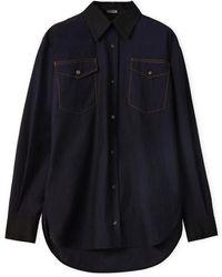 Loewe Shirt - Blauw