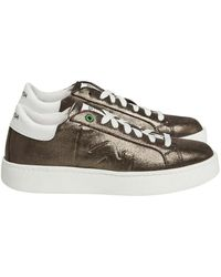 WOMSH C290909 Sneakers Salvador - Geel