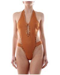 Pinko Swimsuit - Marrone