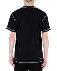 United Standard - Gas Card Tee Negro - Lyst
