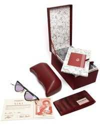 Jacques Marie Mage Sunglasses - Pink